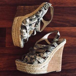 👡Boutique9👡Wedge Sandal